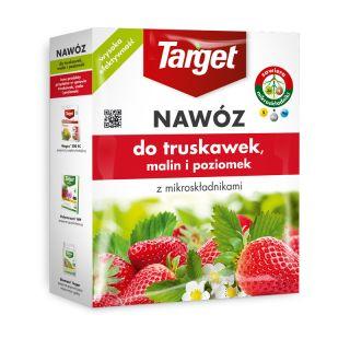 Nawóz do truskawek, malin i poziomek - granulat - Target - 1 kg