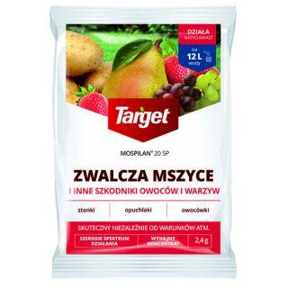 Mospilan 20 SP - na mszyce i inne szkodniki warzyw, owoców, ozdobnych - Target - 2,4 g