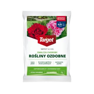 Switch 62,5 WG - na szarą pleśń róży i pelargonii oraz inne choroby grzybowe - Target - 4 g