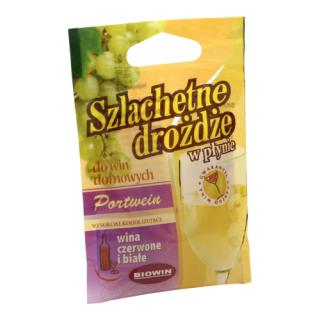 Drożdże winiarskie - Portwein - 20 ml