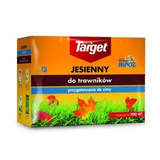 Nawóz jesienny do trawników - przygotowuje trawnik na zimę - Target - 4 kg