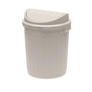 Pojemnik na śmieci - Maxi-Swing - 23 litry - beżowy