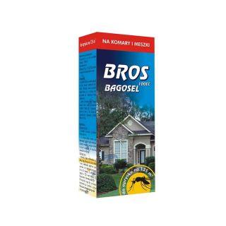 Bagosel 100EC - skuteczny oprysk na komary i meszki - Bros - 50 ml