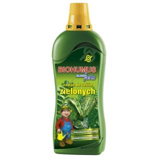 Biohumus - nawóz do roślin zielonych - Agrecol - 350 ml