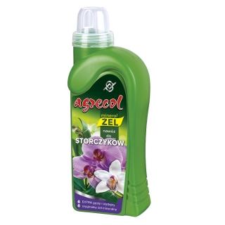 Nawóz do storczyków w żelu - bardzo wydajny - Agrecol - 250 ml