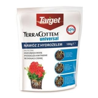 Nawóz z hydrożelem - TerraCottem - Target - 100g