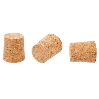 Korek naturalny stożkowy - aglomerowany - 35/30 mm