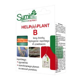 Help Plant B - na zgorzel liści i plamy na pomidorach - Sumin - 20 ml