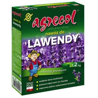 Nawóz do lawendy granulowany - Agrecol - 1,2 kg