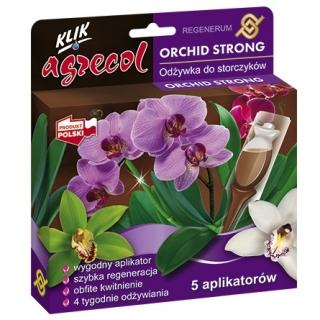 Orchid Strong Regenerum - odżywka do storczyków - Agrecol - 150 ml
