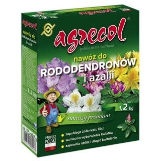 Nawóz do azalii i różaneczników - Agrecol - 1,2 kg
