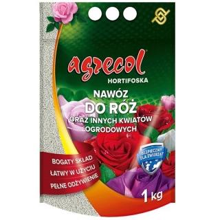 Hortifoska do róż - łatwy w użyciu i skuteczny nawóz - Agrecol - 1 kg