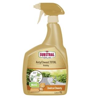 AntyChwast TOTAL RTU - Substral Naturen - naturalny Roundup bez glifosatu! - 1 l