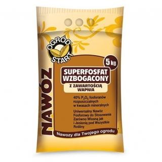 Superfosfat potrójny - Ogród-Start - 5 kg