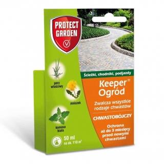 Keeper Ogród (dawniej Bayer Keeper) - herbicyd totalny na jedno i dwuliścienne chwasty - 50 ml