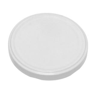 Zakrętka do słoików - biała - śr. 43 mm