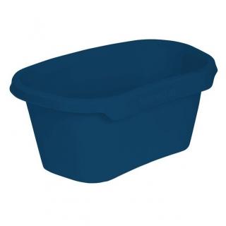 Wanna na pranie - Tilda - 57,5 x 38 cm - eco niebieski