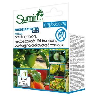 Miedzian Extra 350 SC - na choroby bakteryjne i grzybowe - Sumin - 10 ml