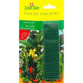 Uniwersalne pałeczki nawozowe do roślin doniczkowych - 50 sztuk