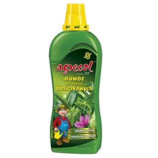 Nawóz do roślin doniczkowych - Agrecol - 350 ml