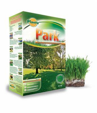 Park - mieszanka traw gazonowych na tereny parkowe - Planta - 0,5 kg