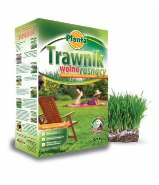 Trawnik wolnorosnący - mieszanka na trawniki rzadziej koszone - Planta - 0,9 kg