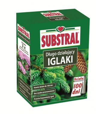 Nawóz 100 dni do iglaków, rododendronów, azalii i innych roślin kwaśnolubnych - Substral - 1 kg