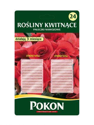 Pałeczki nawozowe do roślin kwitnących - Pokon - 24 szt.